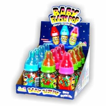 Kidsmania Baby Flash Pop