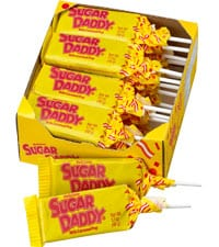 Sugar Daddy Small (48 Count)