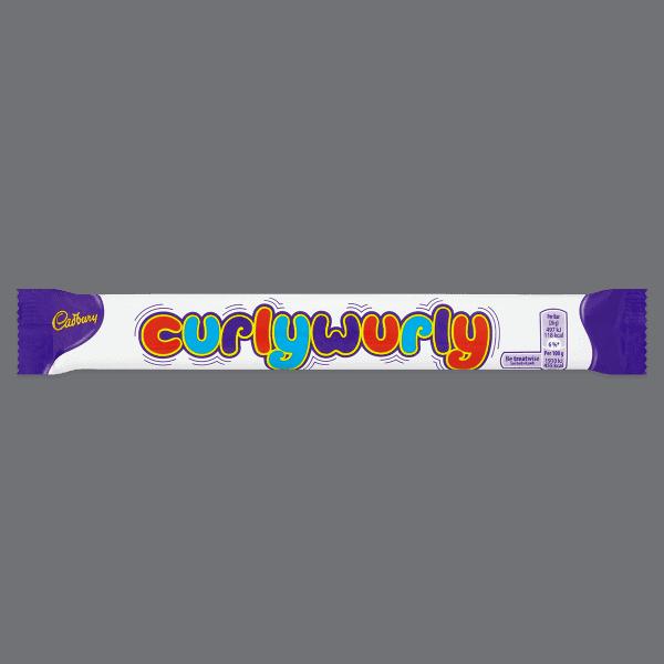 Cadbury Curly Wurly