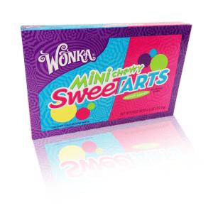 Wonka Mini Chewy Sweet Tarts
