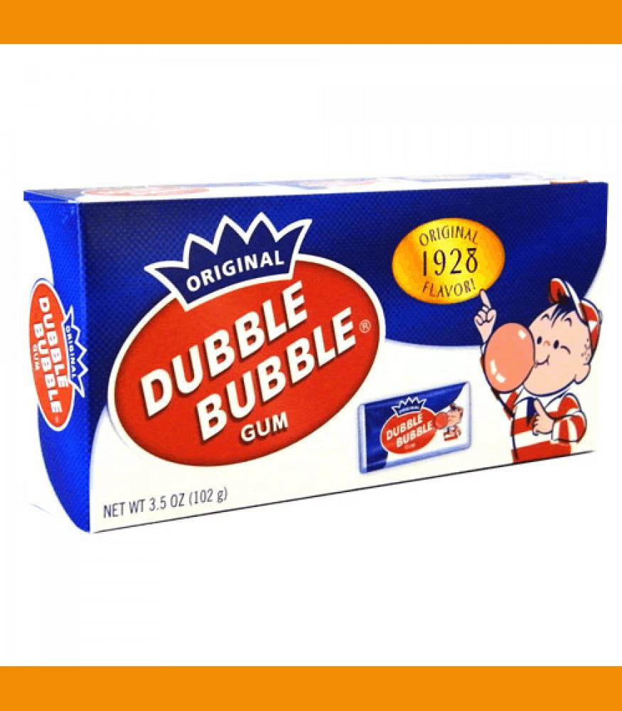 Nostalgic Dubble Bubble