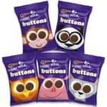 Cadbury Dairy Milk Buttons 5 Pack