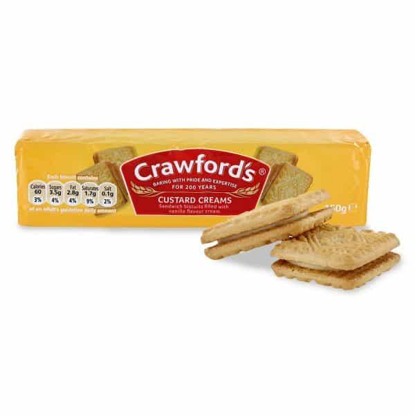 Crawford Custard Creams