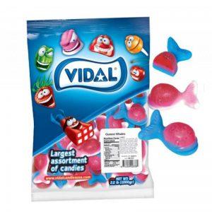 Vidal Whale Gummy (Bulk 2.2 lb)