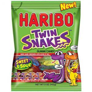 Haribo Twin Snake Gummy