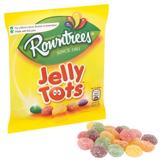 Rowntree Jelly Tots
