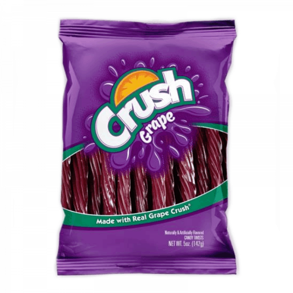 Grape Crush Twists