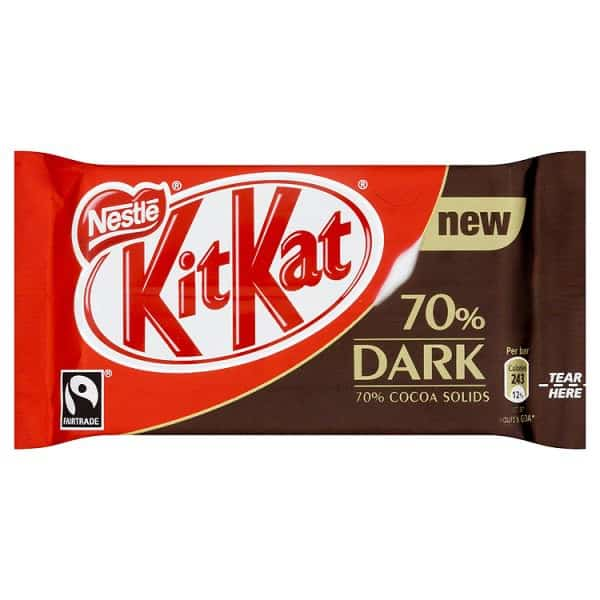 Nestle Kit Kat 70% Dark