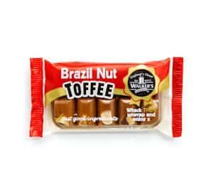 Walker's Brazil Nut Toffee