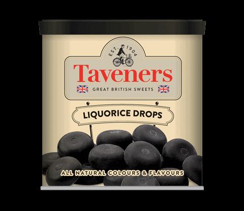 Taveners Liquorice Drops