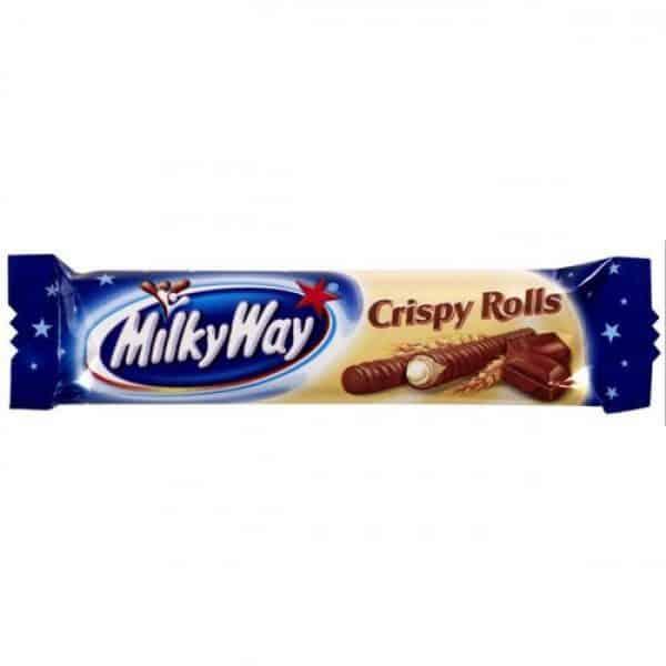 Milkyway Crispy Rolls