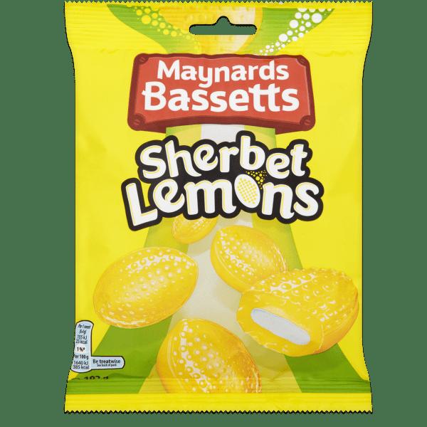 Maynard-Bassetts Sherbet Lemon