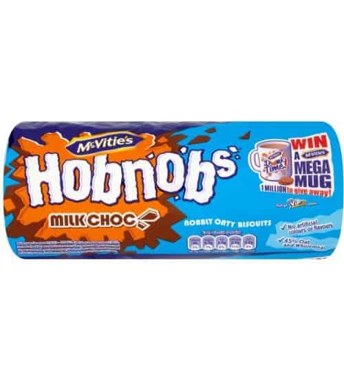 McVities Milk Chocolate Hobnobs