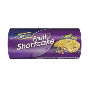 McVities Fruit Shortcake