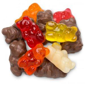 Milk Chocolate Gummy Bears