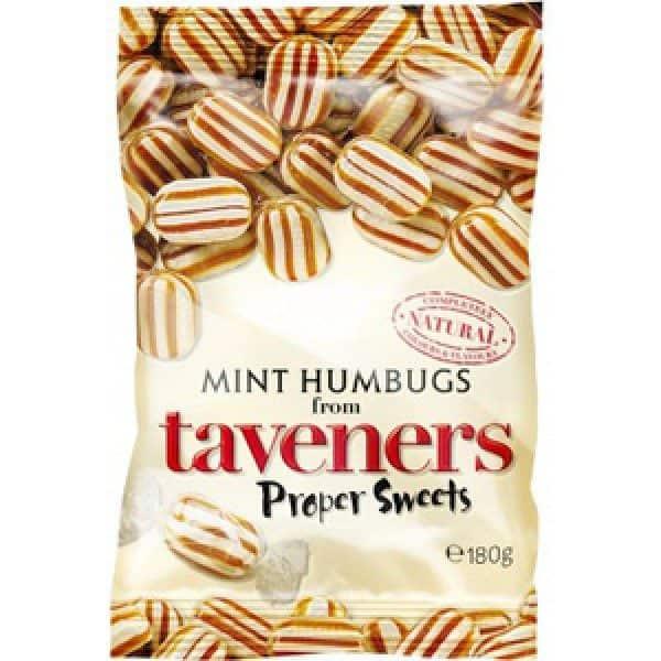 Tavener's Mint Humbugs