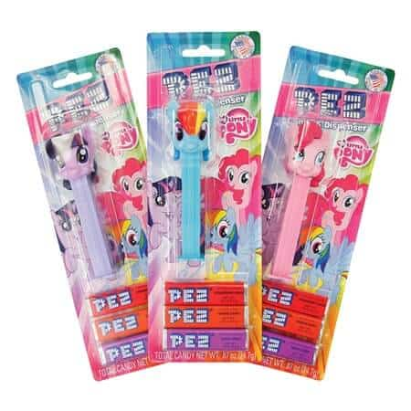 Pez Blister My Little Pony