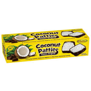 Anastasia Coconut Patties Original