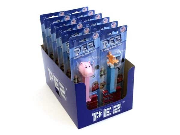 Pez Blister Best of Pixar Pack