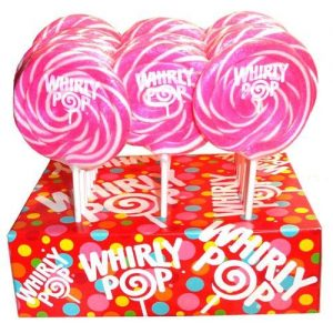 Whirly Pop Hot Pink