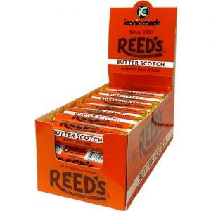 Reed's Butterscotch Rolls