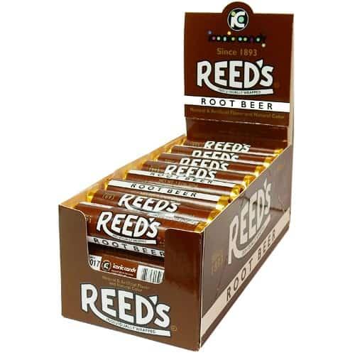 Reed's Root Beer Rolls