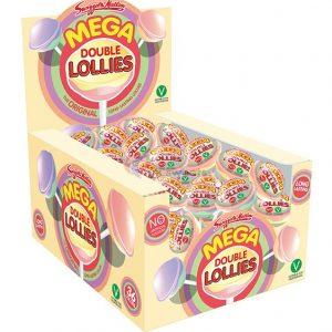 Swizzels-Matlow Mega Double Lollies