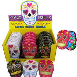 Sugar Skill Candy Tin