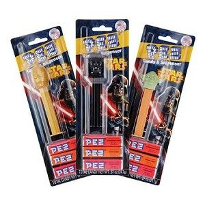 Pez Blister Star Wars Pack