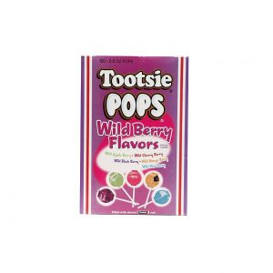 Tootsie Pops Wildberry