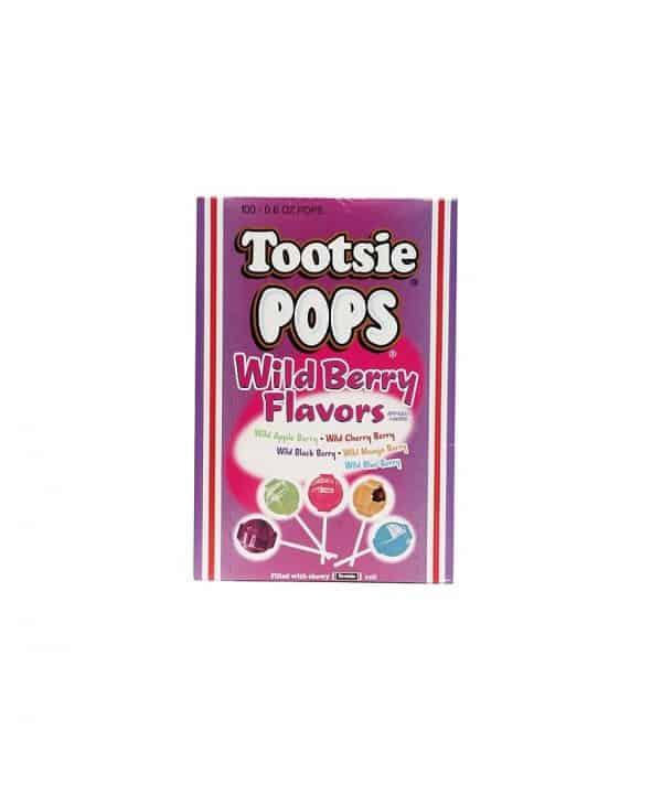 Tootsie Pops Wildberry