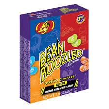Jelly Belly Bean Boozled Flip Top 4th Edition (24 Count)