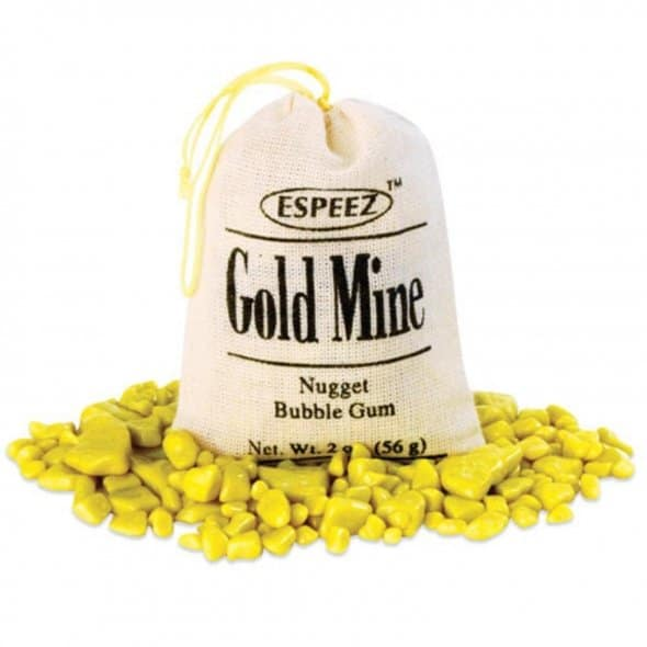 Espeez Gold Mine Gum