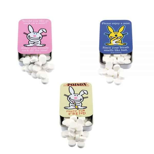 Boston America Happy Bunny Mints