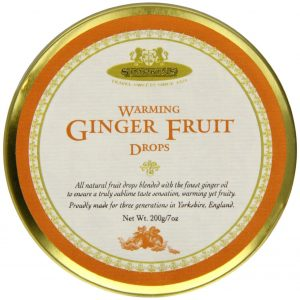 Simpkins Ginger Fruit Drops