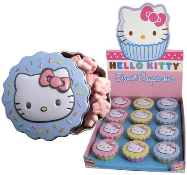Boston America Hello Kitty Sweet Cupcakes