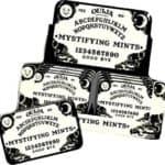 Boston America Ouija Mystifying Mints