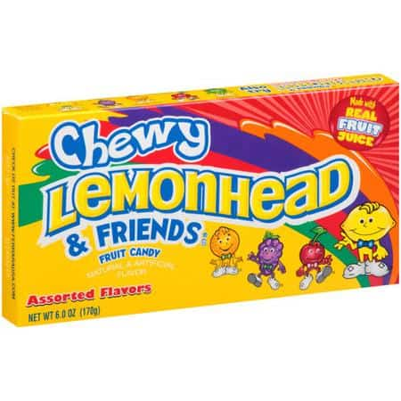 Lemonheads Assorted