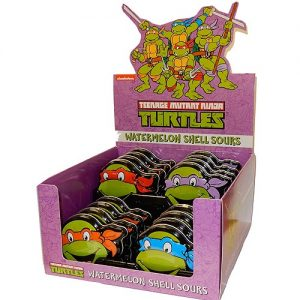 Boston America Teenage Mutant Ninja Turtles Watermelon Shell Sours