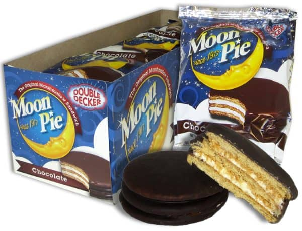 Moon Pie Chocolate Double Decker