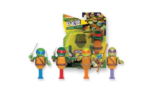 Pez Connectibles Teenage Muntant Ninja Turtles
