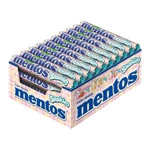 Mentos Shakies