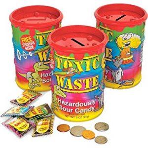 Toxic Waste Tie Dye Candy