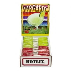 Hotlix Margarita Sucker Assorted