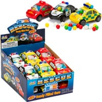 Kidsmania Rescue Candy filled car 12ct