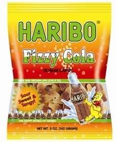 Haribo Fizzy Cola (12 Count)