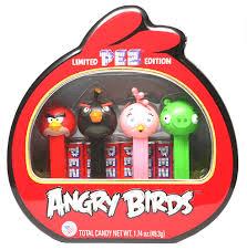 Pez Gift Set Angry Birds