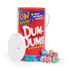 Mega Paint Can Dum Dums