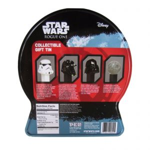 Pez Star Wars Rogue One Gift Tin