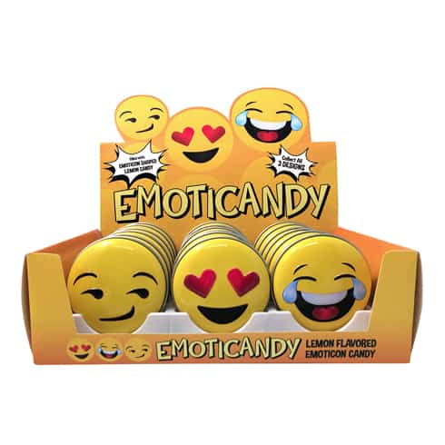 Boston America Emoticandy (12 Count)